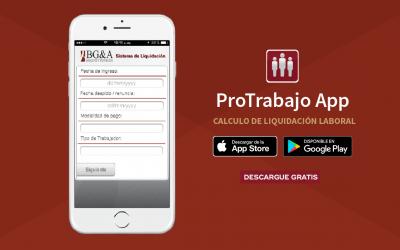 Calculo de Liquidación Laboral – Reportaje de Teletica Canal 7 – Pro Trabajo App