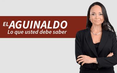 Aguinaldo en Costa Rica – Entrevista a la abogada Marcela Murillo