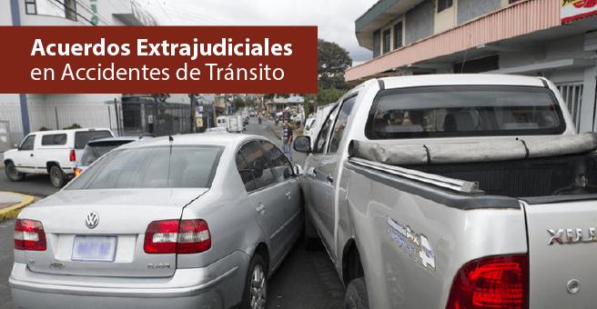 Entrada en Vigencia de Acuerdos Extrajudiciales en Accidentes de Tránsito
