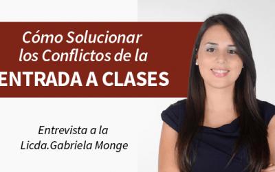 Cómo Solucionar los Conflictos de la Entrada a Clases
