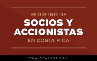 Registro de Socios y Accionistas en Costa Rica: TODO Lo Que Debe Saber Para Prevenir Sanciones