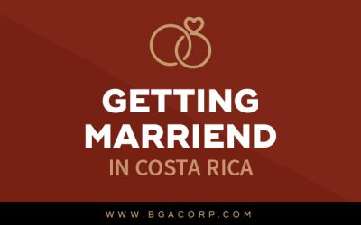 Civil Wedding in Costa Rica: Requirements, Prohibitions, Questions and Answers.